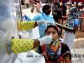 印度累计新冠确诊超3000万例 可能迎来第三波疫情